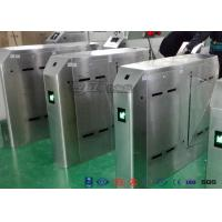 Outdoor Flap Barrier Bi - Directional Turnstile Access Control System Automatic