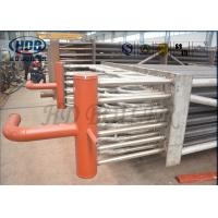 Quality ASME Standard Low / High Pressure Flue Gas Economizer Heat Exchange Devices With Finned Tubes wholesale