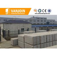 Quality Office Partition Polystyrene Building Panels /Insulated Wall Panels Water Proof wholesale