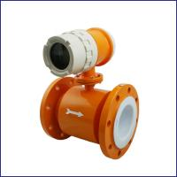 Quality Explosion-proof and leakproof  Electromagnetic water Flow Meter for Chemical Industry wholesale