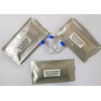Quality Brucella Antibody Veterinary Test Kits Gold Colloidal Quick Detection For Cattle wholesale