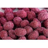 Purple Potato Coated Peanut Snack , Delicious Sweet Coated Peanuts No Pigment