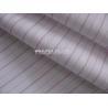 Quality Good Quality 100% Cotton High Count Yarn Dyed Herringbone Stripe Shirt Fabirc wholesale