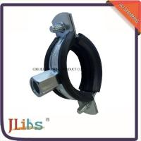 Best Cast Iron Clamps Carbon Steel Kinds Of Scaffolding Pipe Clamp With Rubber wholesale