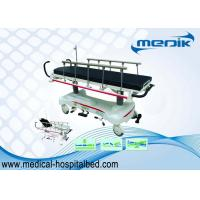 Buy cheap Hydraulic Patient Transfer Trolley  Radio Translucent Platform For X-ray Examination from wholesalers