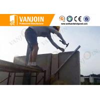Lightweight Concrete structural insulated wall panels Eco - friendly