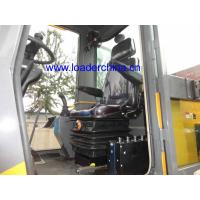 front end loader with optional attachments