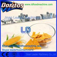 Quality Good quality Dorito/tortilla chips processing machinery wholesale