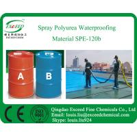 Quality Chinese Spray Polyurea Material for Waterproofing wholesale