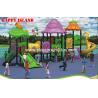 Quality Kids Preschool Playground Equipment Outdoor Sport Slide For Kindergarten 1130 x 520 x 430 wholesale
