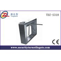 amusement  RFID Bi - directional electronic Turnstile Barrier Gate with ticketing system
