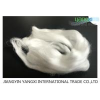 15 Denier White Bosilun Tops No Harm For Worsted Yarn / Artificial Fur