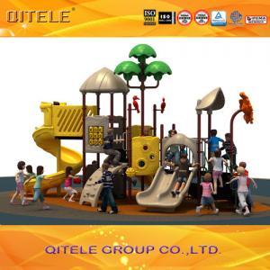 Best New Children Outdoor Playground Type Plastic Playground Material Children Garden wholesale