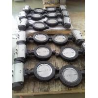 XM series double action and single action pneumatic rotary actuator for butterfly valve or ball valve