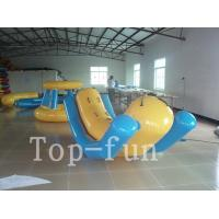 Quality Outdoor Summer Water Games inflatable Water Park Game For Kids And Adults wholesale
