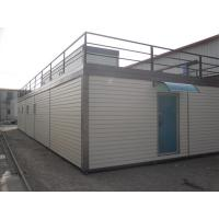 Quality Waterproof Prefab Container House Heating Insulation For Labor Dormitory wholesale
