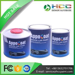 Appocoat Paint- 1K Medium Silver, Appocoat Car Paint, Hoolong