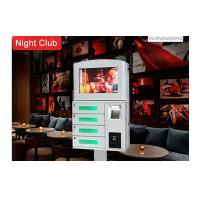 Best Fast Charge Cell Phone Charging Station 19 inch Touch Screen with Coin/Bill/Card system wholesale