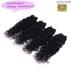Peruvian Virgin Remy Extension Human Hair Weave,Crochet Braids With Human Peruvian Hair