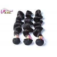 Best 100% No Chemicals Processed Virgin Indian Remy Hair Weft Raw And Unprocessed Indian Hair wholesale