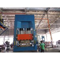 Quality 1600 Ton Hydraulic Thermoforming Press , Plastic Compression Moulding Machine wholesale
