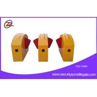 Buy cheap RFID mini flap turnstile Security Products with access control software from wholesalers
