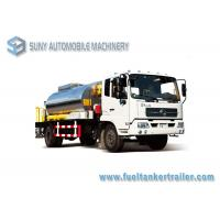 Buy cheap Dongfeng 4 x 2 Asphalt Tank Trailer 8000 L -10000 L Tianjin Cab from wholesalers