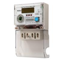 Wall Mounted Multifunction Energy Meter with Single phase 2 wire
