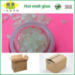 Best Rosin Resin Hot Melt Packaging Glue For Soap Wrapper / Yellow Granule Box Sealing Adhesive wholesale