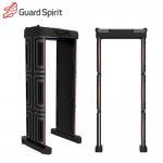 Quality LCD / LED Screen Door Frame Metal Detector / airport security metal detectors wholesale