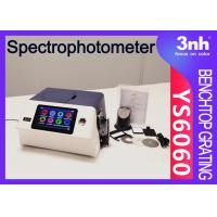 Buy cheap Laboratory Benchtop Paint Matching Spectrophotometer YS60 Paint Color Meter from wholesalers