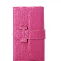 "Quality Best Quality Women Book Flip Leather Case With Belt For Iphone 6 (4.7"") wholesale"
