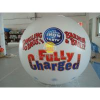 White Reusable durable advertising helium balloons for Entertainment events