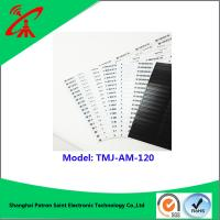 Cosmetic Magnetic Printable Security Barcode Labels Eas Am Dr Anti Theft Label