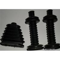 Quality EPDM Rubber Silicone Dust Cover , Silicone Rubber Bellows For Automotive wholesale