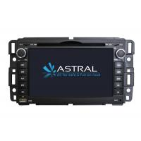 Quality Digital Big USB In Dash Car Multimedia Navigation System with iPod / GMC / BT / TV / SWC / RDS wholesale