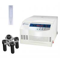 Quality Low Noise Lab Oil Centrifuge Machine HT10 / Adjustable Speed  and temperature Centrifuge For Oil wholesale