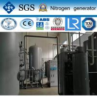 Quality Vavles Purging Oil / As PSA Nitrogen Generator System With ASME / CE Verified wholesale