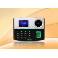 Buy cheap Palm Recognition and Fingeprint Time Attendance System With Battery from wholesalers
