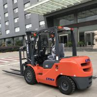 Quality TCM Technology Diesel Forklift Truck 1220mm Fork Length With Hydraulic System wholesale