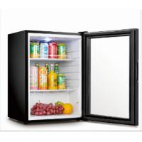 Compact  Glass Front Mini Fridge / Small Glass Front Beverage Refrigerator
