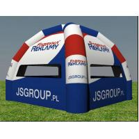 Best Colorful 0.45mm PVC Tarpaulin Inflatable Party Tent In Spider Legs For Sport wholesale