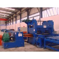 Stainess Steel Pre Painted Cut To Length Machine Uncoiling Leveling Coil Cutting Machine