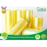 Best General Propose Clear Acrylic  Adhesive Bopp Tape 40mic Thickness 48mm Width 90Yard wholesale