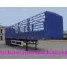 Quality SINOTRUK Semi Trailer Trucks High Column 3 AXLES Column Truck Trailer SHMC9402CLX wholesale