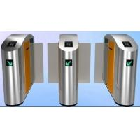 Quality Double Automatic Systems Turnstiles , Residential Controlled Access Turnstiles wholesale