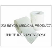 Cheap Hand Finger Elastic Adhesive Bandage / Zinc Oxide Adhesive Cotton Adhesive Tape for sale