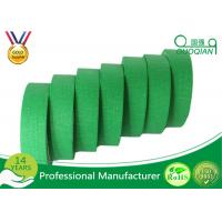 """Best Green Crepe Paper Easy Release Painters Color Masking Tape 60 Yds Length X 1"""" Width wholesale"""