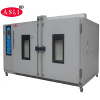 Buy cheap Customized Capacity Walk In Temperature Humidity Test Chamber For Electric Wire  Cables from wholesalers