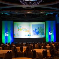 Best HD P2.5 Conference LED Screen/Indoor LED Video Wall with Super Light Cabinet wholesale